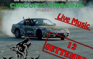"""NANOUK MUSIC'N'DRIFT 2015"" l'unico evento Drift in Sicilia presentato dal Power Drift Team"